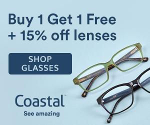 Buy 1, get 1 FREE + 15% off Lenses with code: BOGO15