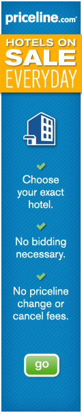 NO priceline hotel cancellation or change fees