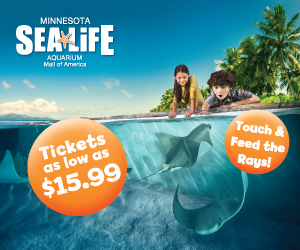 Vente Flash Tarif en Promo billet Visite Sea life Aquarium Paris Val d'europe