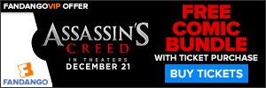 Fandango - Assassin's Creed GWP