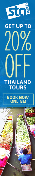 Get up to 20% Off Thailand Tours