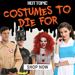 Up to 75% off Halloween Costumes