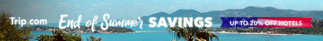 Trip.com US 2020 Labor Day 20% off on hotels