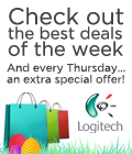 Check out the Best Deals from Logitech