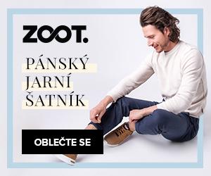Výprodej až 50% na Zoot.cz