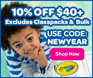 10% Off $40 with NEWYEAR