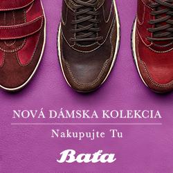 Bata.sk - Nová dámska kolekcia topánok