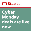 Staples Cyber Monday Deals Are Live Now