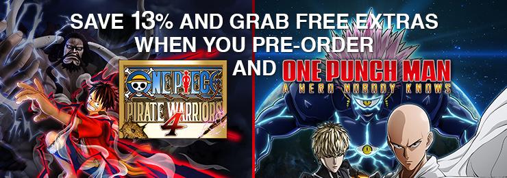 GamersGate - Bandai Namco Pre-orders Save Upto 13% OFF