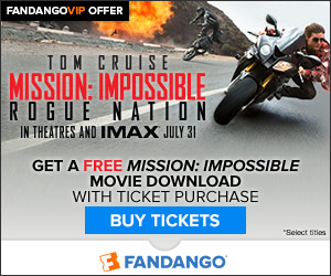 Fandango - Mission: Impossible Rogue Nation
