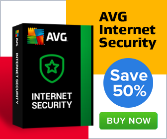 AVG Back to School Sale: 50% off on Internet Security Software