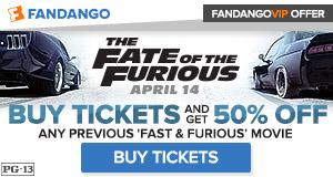 Fandango - Fate of the Furious GWP