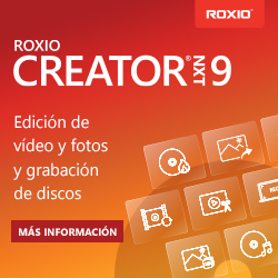 ES_Nuevo Roxio Creator NXT 8