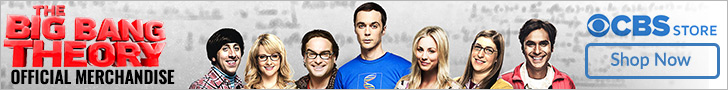 Shop Official The Big Bang Theory Merch at the CBS Store!