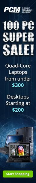 100 PC SUPER SALE! 120x600