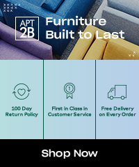Furniture Built To Last