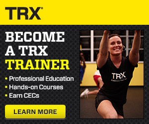 Become a TRX Trainer