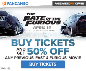 Fandango - Fate of the Furious GWP