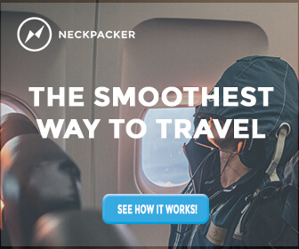 smoothest way to travel, neckpacker