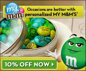 M&Ms Candy