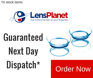 Discount contact lenses delivered directly by Lensplanet