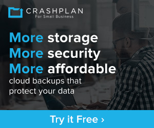 CrashPlan for Small Business Free Trial
