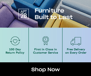 Furniture Built to Last - Apt2b.com
