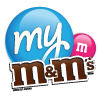 Give a gift of personalized M&M Canday!