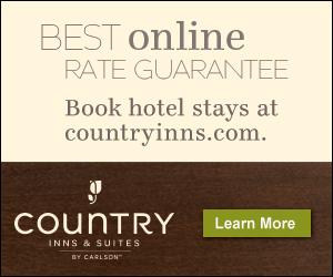 Hotels Country inn New York