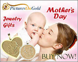 Shop PicturesonGold.com for Your Mother's Day gift