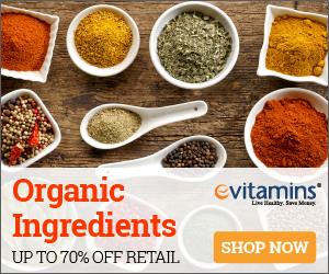 Organic Ingredients up 70% OFF Retail