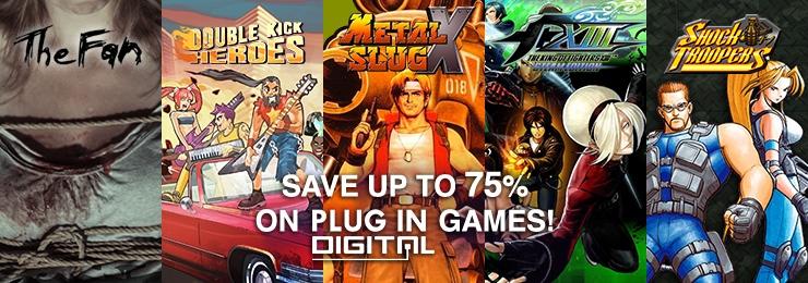 GamersGate - Plug-In Digital Games Save Upto 75% OFF