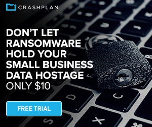 CrashPlan Online Backup for Small Business Free Trial