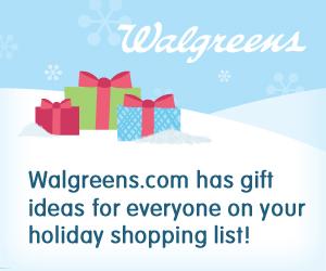 Walgreens Holiday Gift Finder