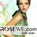 free shipping women's clothing store: rosewe.com