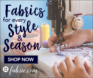 Fabric.com - 300x250