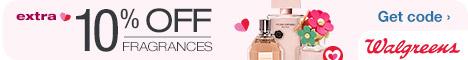 Extra 10% OFF Fragrances w/ code TRUELOVE