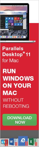 Parallels Desktop 11 for Mac Coupon
