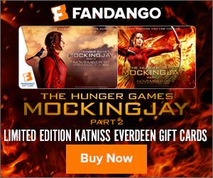 Mockingjay Gift Cards