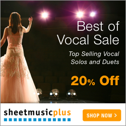 Best of Vocal Music - 20% Off