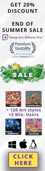DAE 20% Discount Sale 160x600