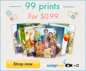 Snapfish: 99 Prints for $0.99!