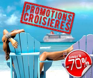 Promotions Croisières