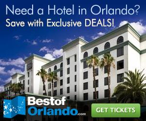 Big Orlando Flight Deals Discounts