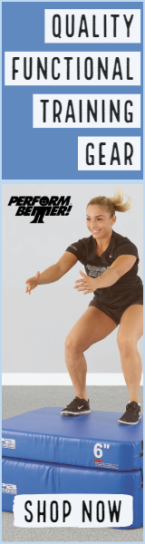 Perform Better - Quality Functional Training Gear!
