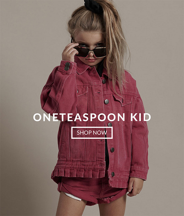 Shop KID X ONETEASPOON