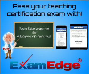 Image for Exam Edge Teaching Certifications
