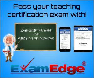 Image for Exam Edge Teaching Certifications