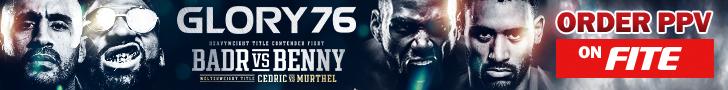 12/19 - MMA / KICKBOXING -