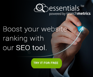 We are celebrating 5 years of the Essentials. Save 30% now! Internet Marketing Service